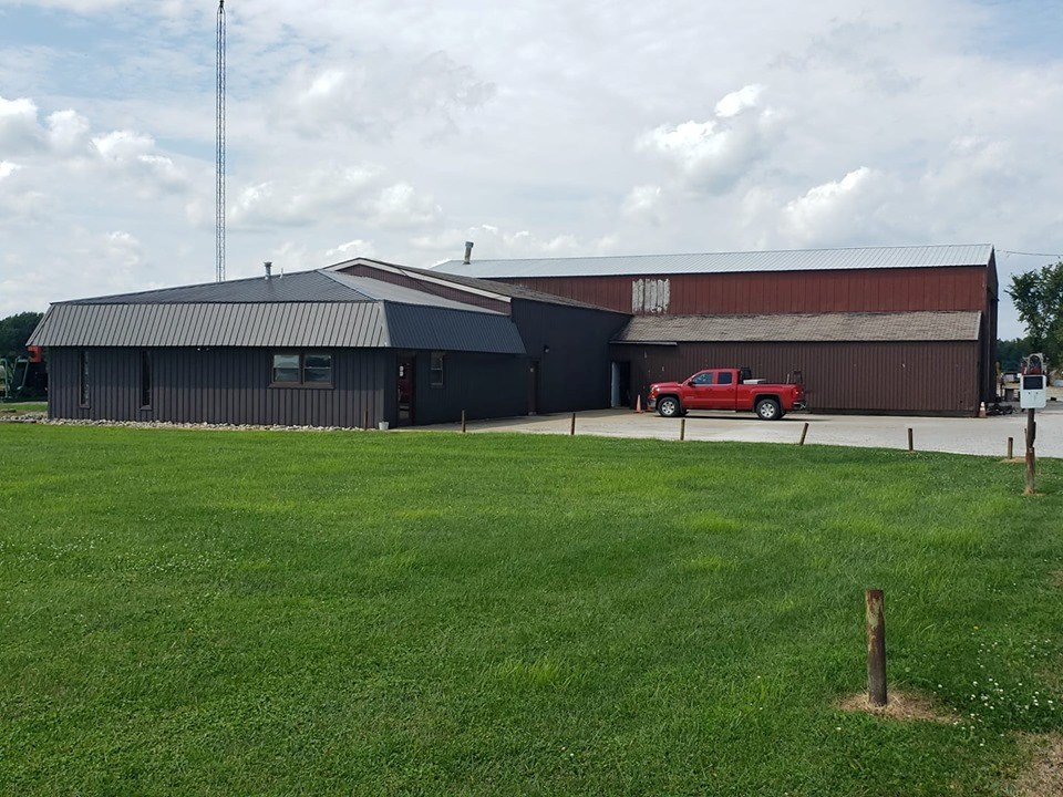 Commercial Office & Storage Building For Sale - Robinson, IL