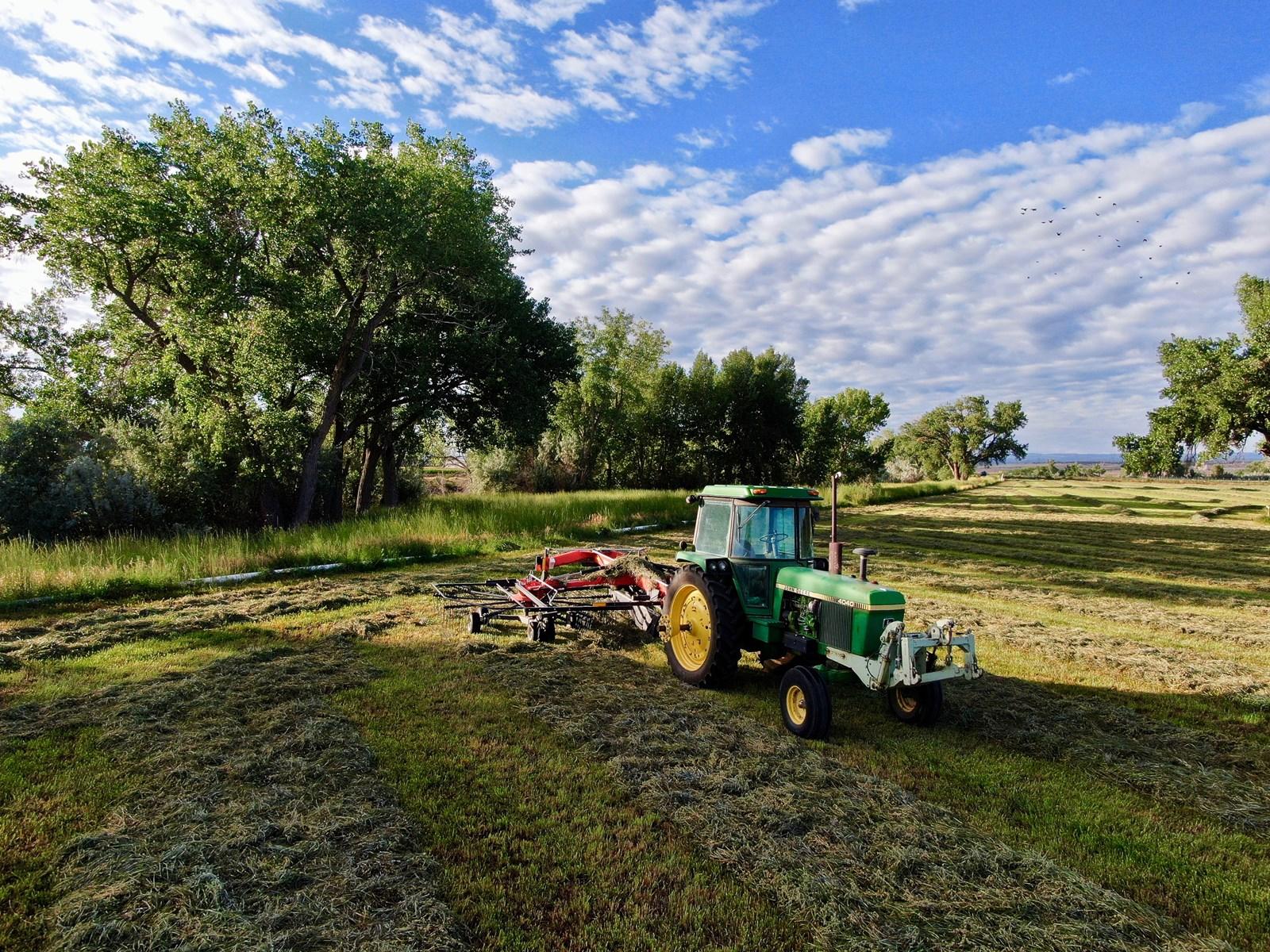 olathe hay ranch for sale