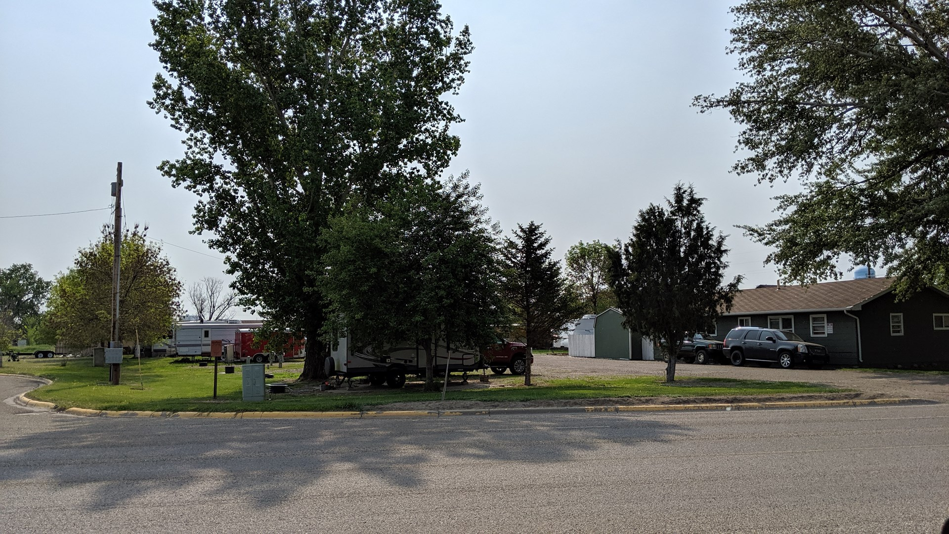 RV Park and Rentals in Sidney, Montana