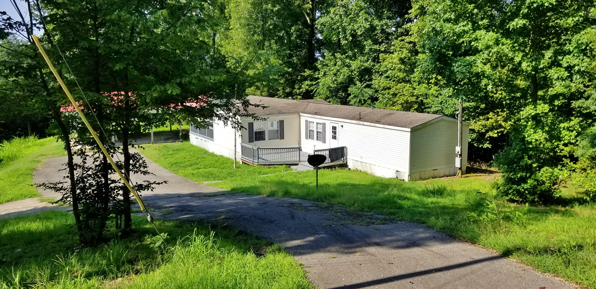 Riverfront Home For Sale Decatur County TN