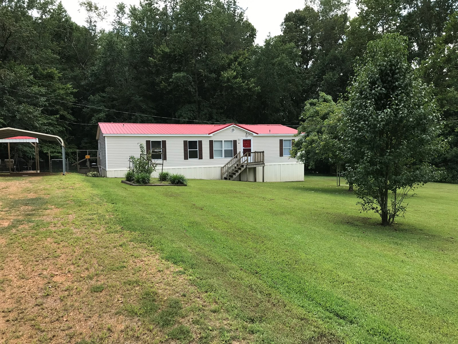 PARIS TENNESSEE HOME FOR SALE, NEAR KY LAKE,