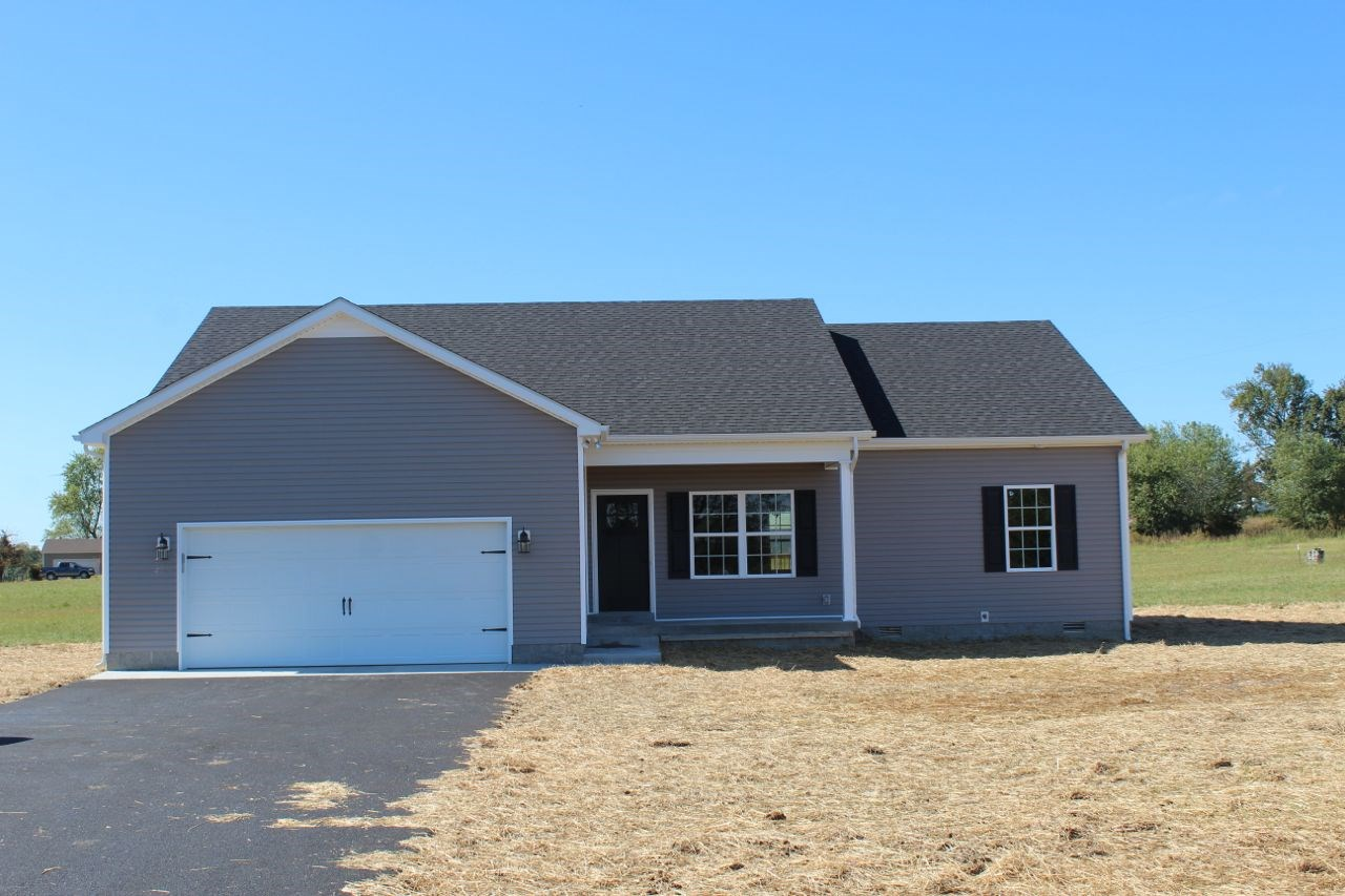 3 bedroom 2 bathroom home for sale near Bowling Green, Ky.