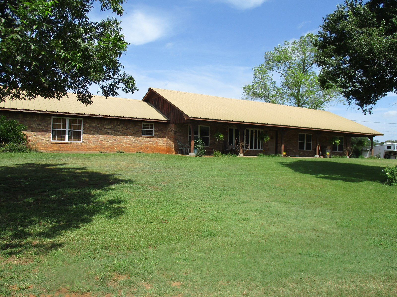 East Texas Horse Ranch For Sale