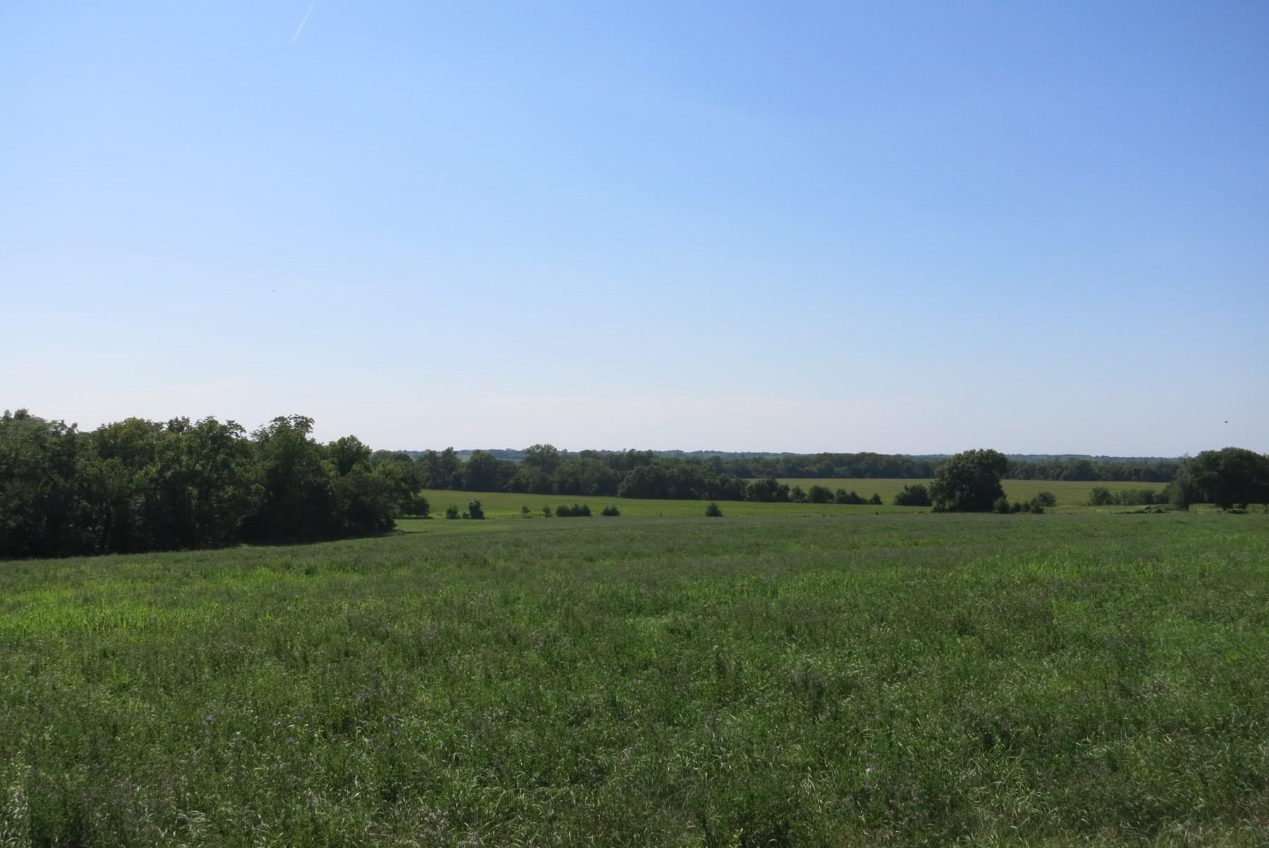 Northwest Missouri Land in Harrison County