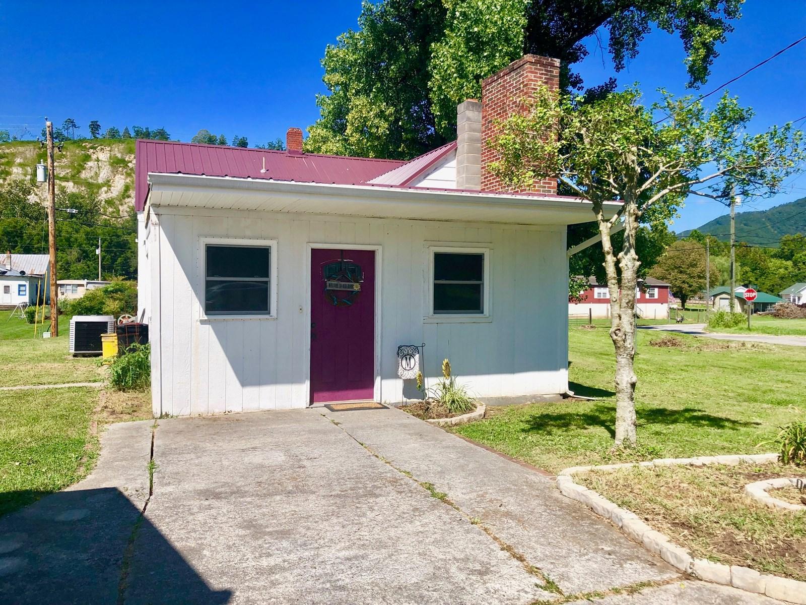 Updated Home for Sale in Elliston VA