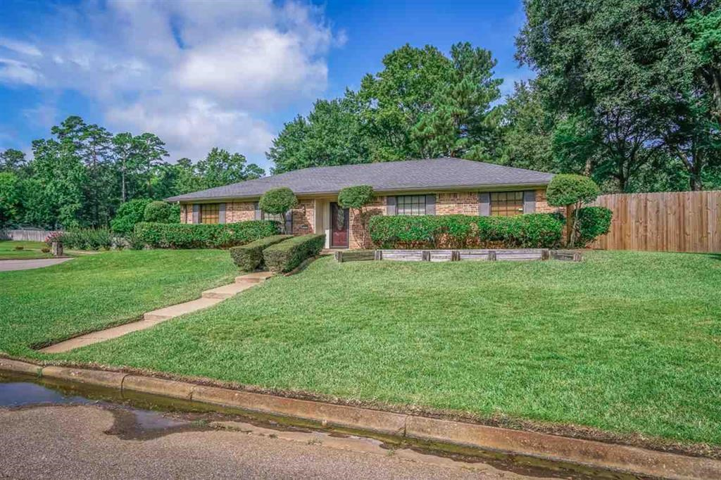 Home For Sale Longview TX Pine Tree ISD Gregg County