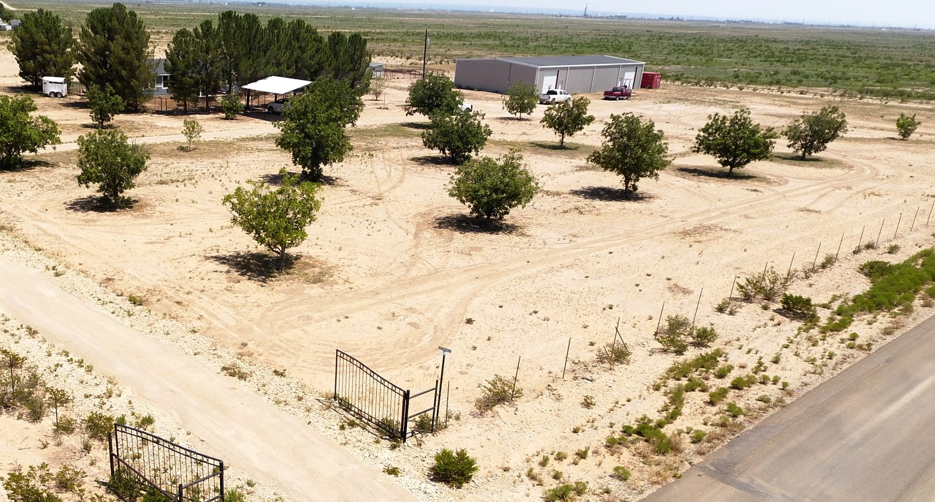 Property Near Loving, NM Oilfield Property For Sale