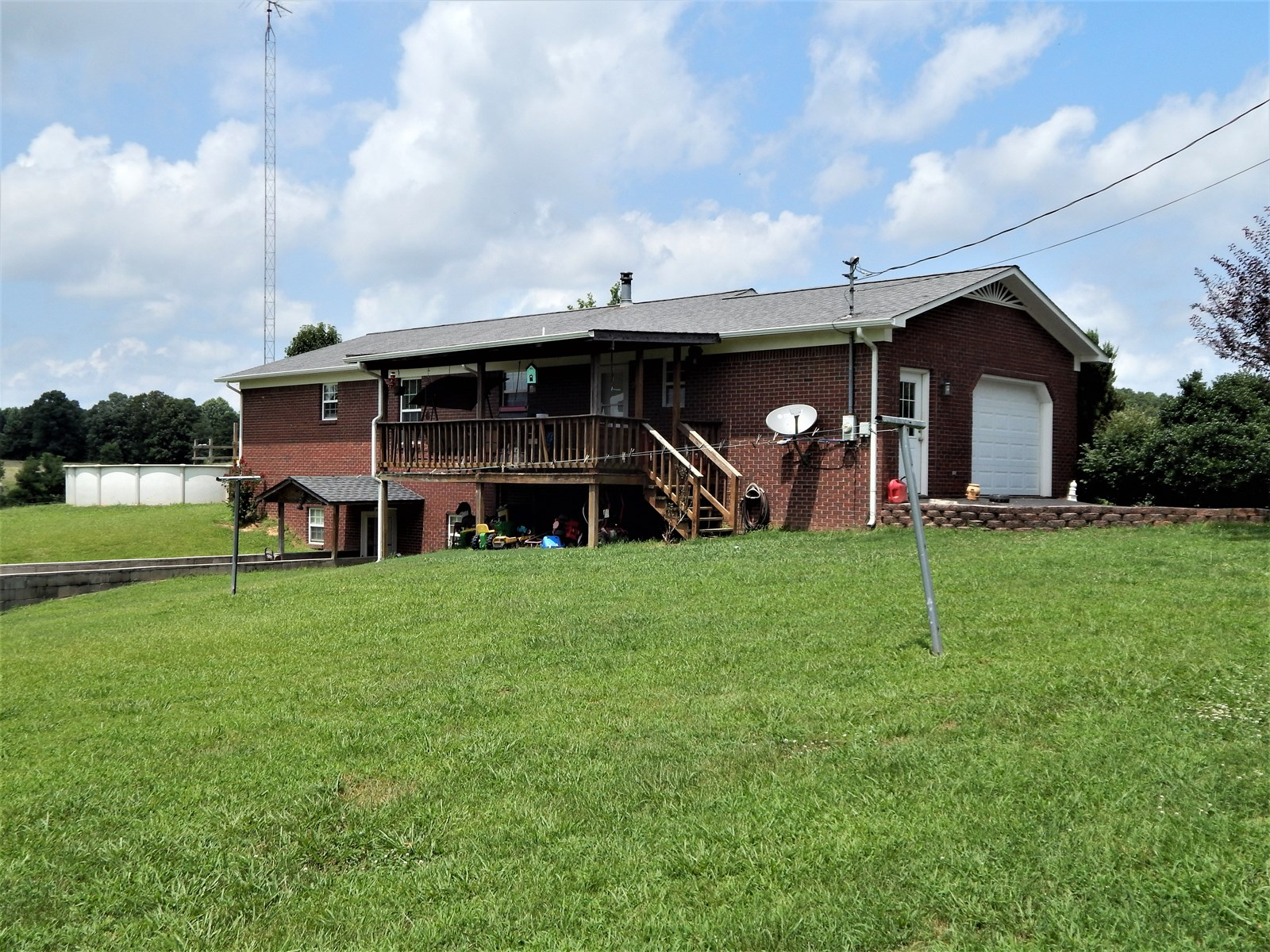 For Sale Tennessee Country Home - Farm, 55 6 Acres, 2 Ponds!